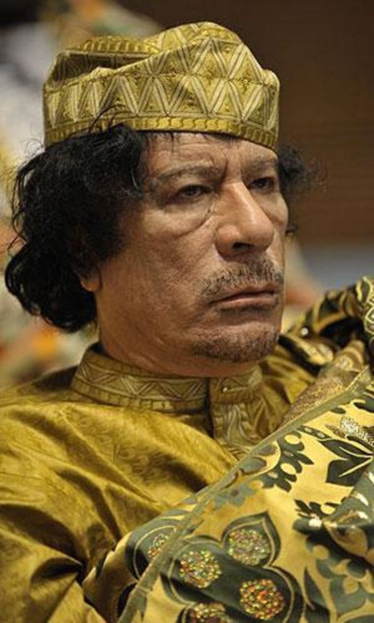 """The death of Muammar Gadhafi is likely to spur online scammers into action with promises of """"exclusive"""" video and pictures of the former Libyan leader's death."""