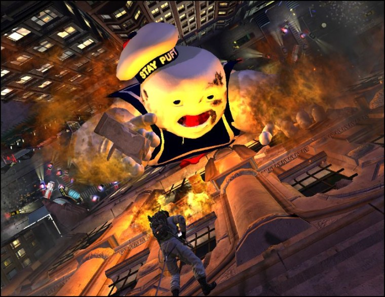 Image: Ghostbusters: The Video Game