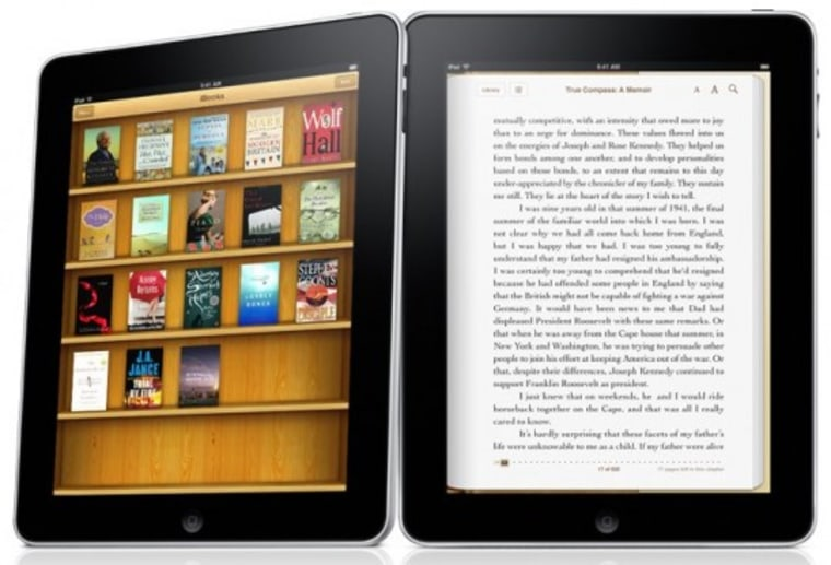Apple's iBookstore, previously known for its rather fallow selection of copyright-free content, recently upped its game for the iPad.