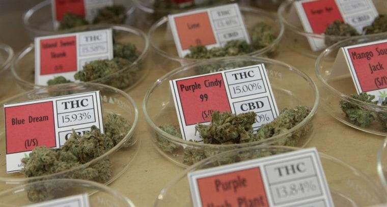 Image: Medical marijuana