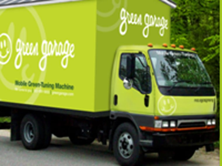 Green Garage opened its first shop in Boulder, Colo., in 2009 and a second shop in Denver last December.