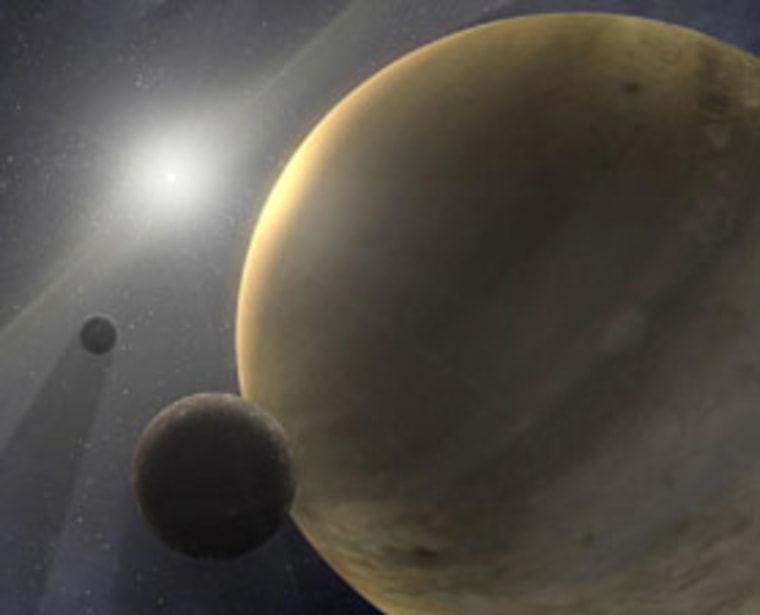 Some scientists think we don't have to look past our own solar system to find a world that could support life.