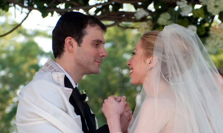 Chelsea wedding details emerge from bridal veil of secrecy