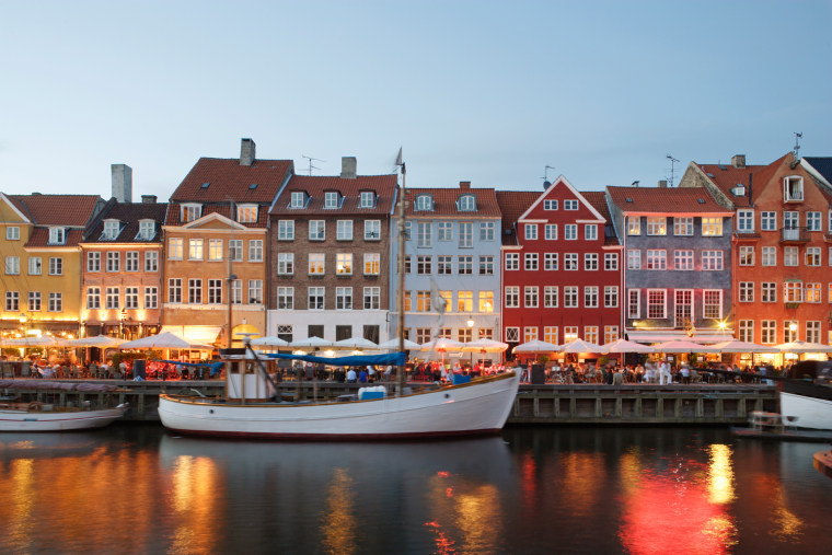 Danish residents have consistently rated themselves as the happiest in the world for years in several different studies.