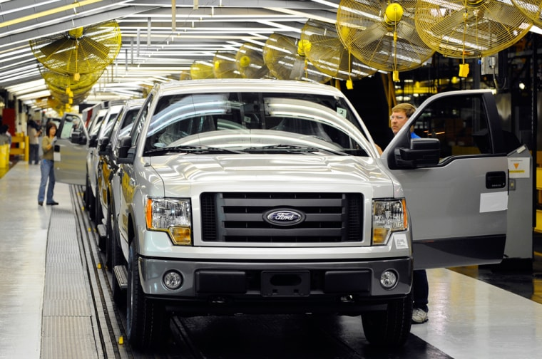 Image: Ford plant