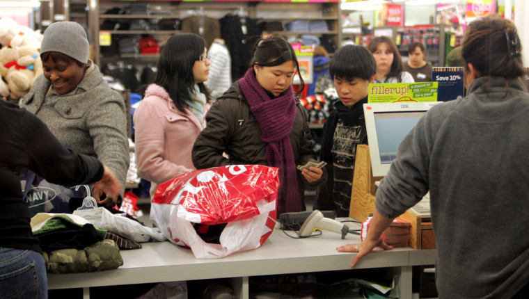 Image: Shoppers