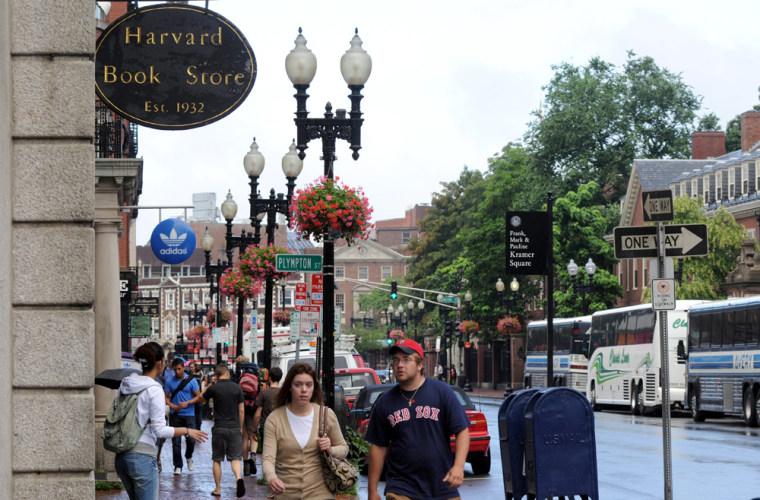 Image: Cambridge, Massachusetts