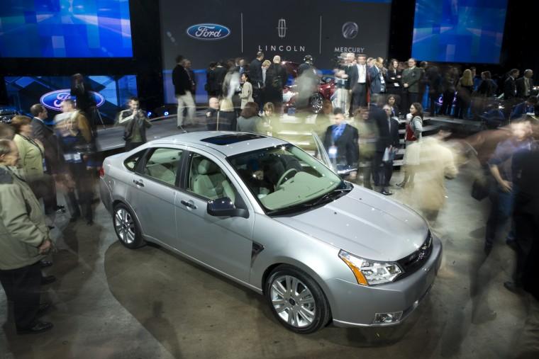 Image: 2007 North American International Auto Show