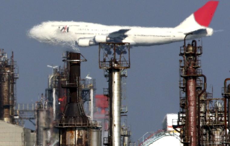 Image: JAL plane