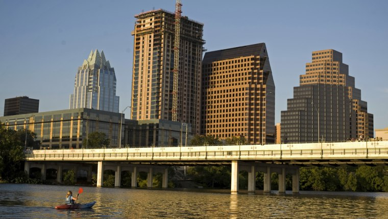 Image: View of Downtown Austin