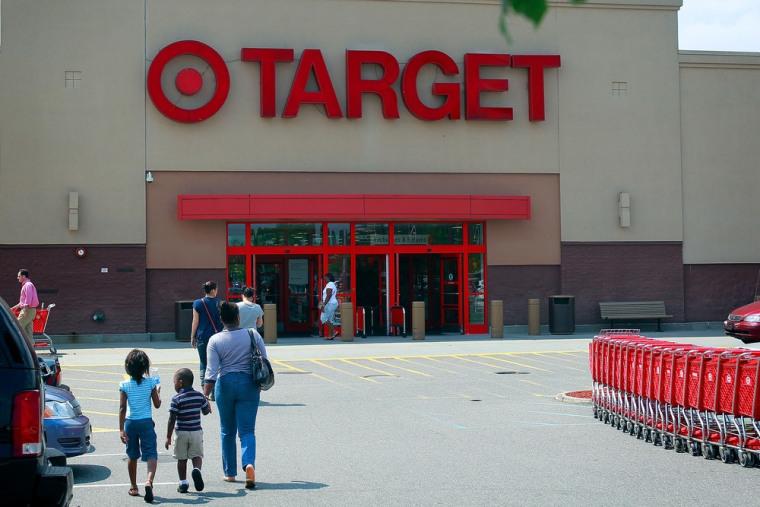 Image: Target store in Valley Stream, N.Y.