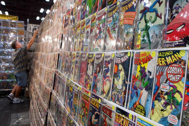 Image: Comic Con in New York City