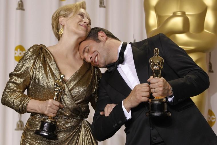 Image: Meryl Streep, Jean Dujardin