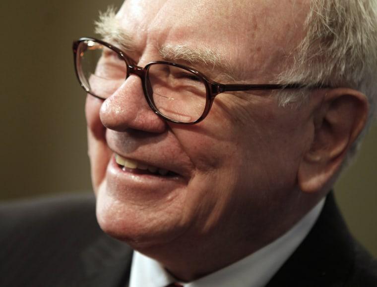 Image: Warren Buffett