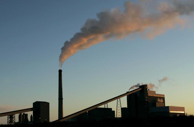Image: Coal plant