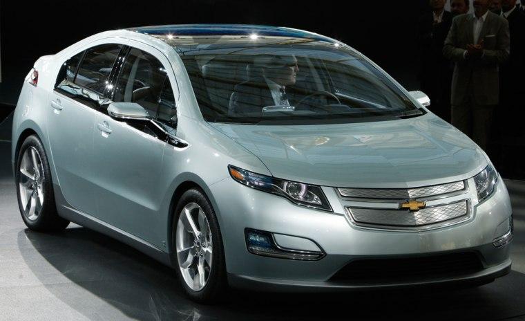 Image: Chevrolet Volt