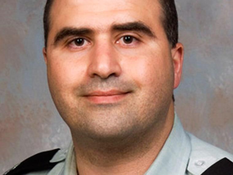 Image: US Army Maj. Hasan