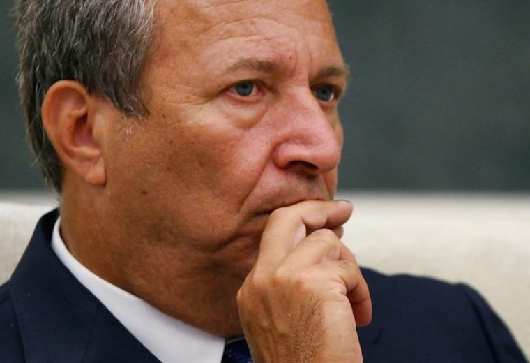 Image: U.S National Economic Council Chairman Larry Summers visits China