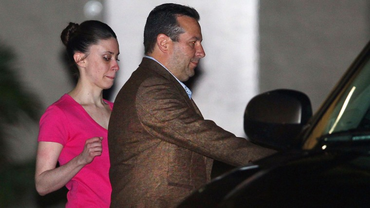 Image: Casey Anthony Released From Jail