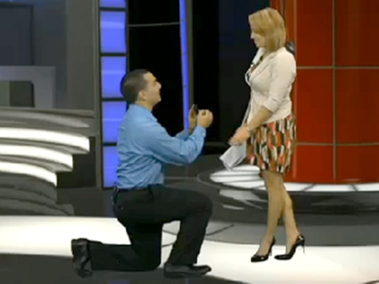 Image: Proposal of marriage