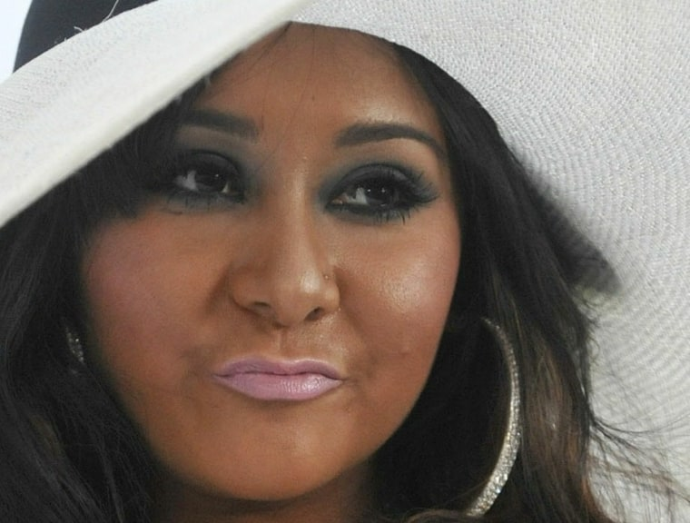 """Image: Hampton Chic Launch Party Hosted By Nicole """"Snooki"""" Polizzi"""