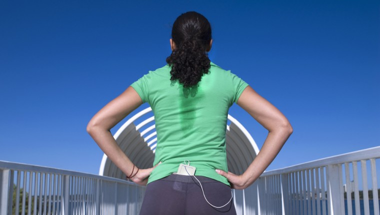 Image: Pump up your workout with music