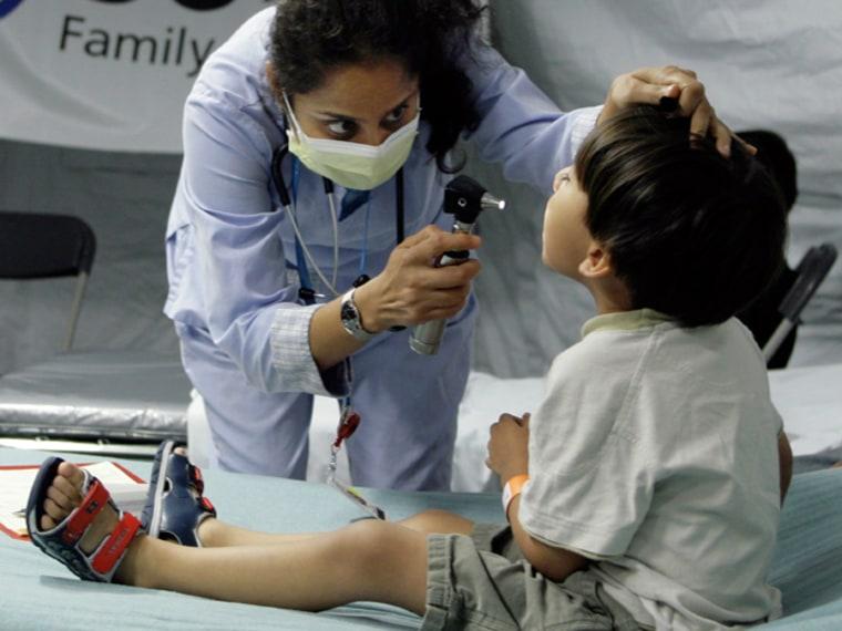 Image: Dr. Toral Shah, Sammi Jiminez.