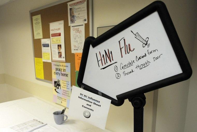 Image: H1N1