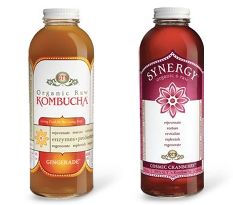 Image: Synergy drinks