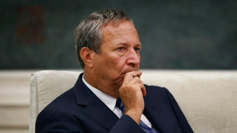 Image: U.S. National Economic Council Chairman Larry Summers