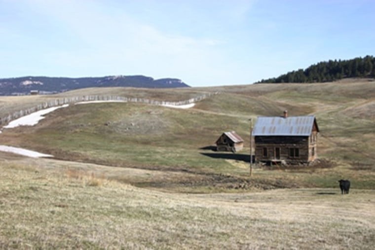 Nearly 2,000 acres of sacred land in South Dakota will not be auctioned on Saturday as planned. The land is at the heart of the Lakota creation story and the tribes have been raising money to bid on the land.