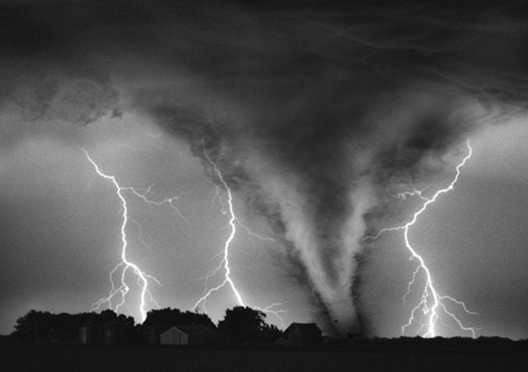 Getty Images |   Watching for Lightning As hurricanes intensity, large spikes in lightning activity occur near the storms' eye walls, researchers have found.