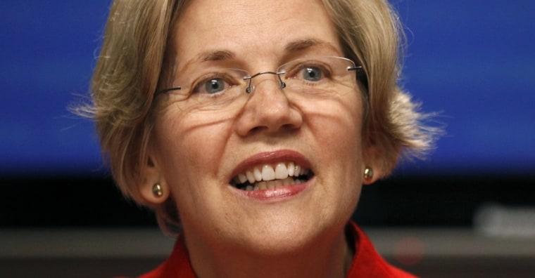 Image: Elizabeth Warren (© Kevin Lamarque/Reuters)