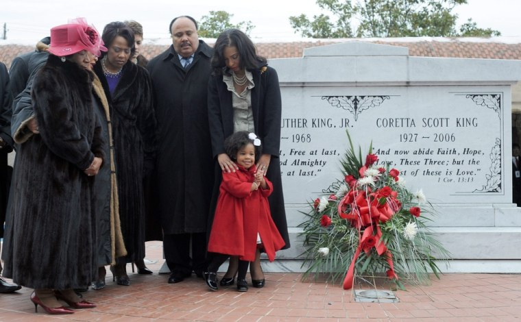 Image: Martin Luther King Holiday