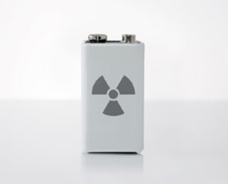 Radioactive batteries could not only power electronics for months or even years, but they can also help to put radioactive substances to good use.