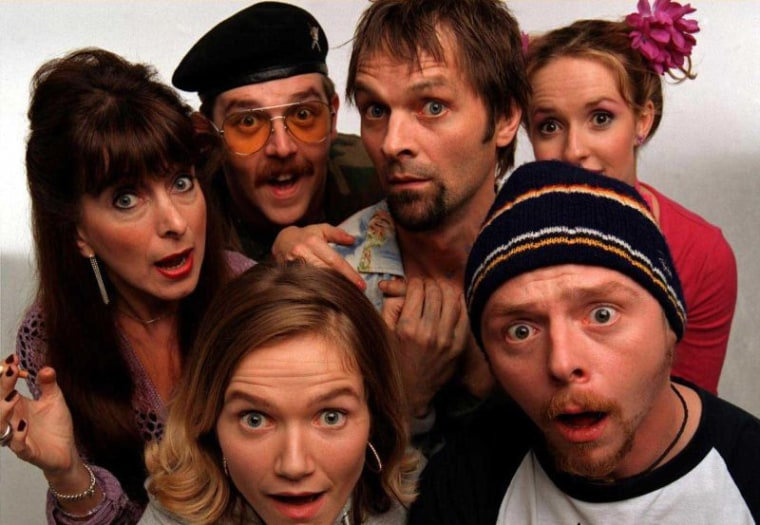"Hulu earlier noticed a surprisingly strong response to British shows such as the cult comedy ""Spaced"" by Simon Pegg, which ran from 1999 to 2001."