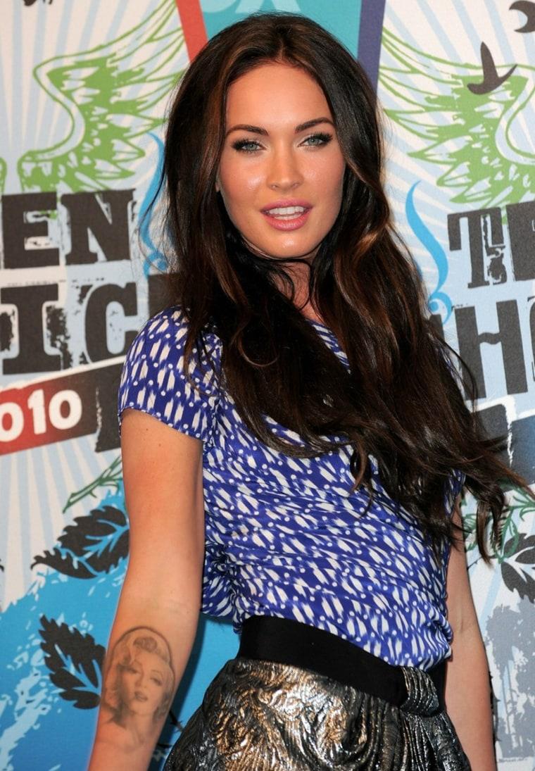 Image: 2010 Teen Choice Awards - Press Room