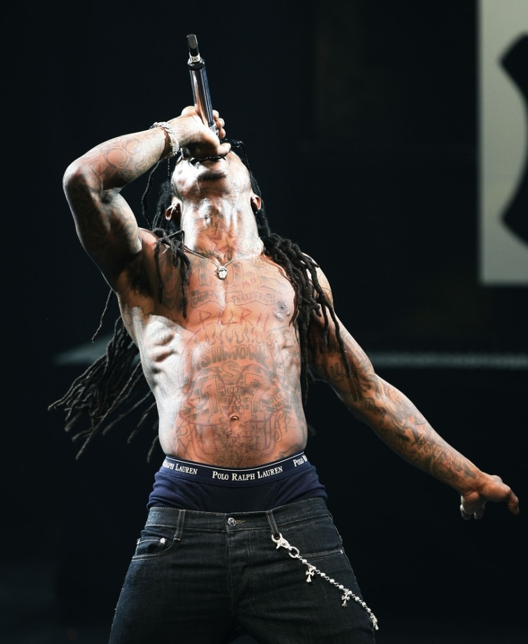 """Image: """"I Am Music"""" Tour with Lil Wayne and Special Guests"""