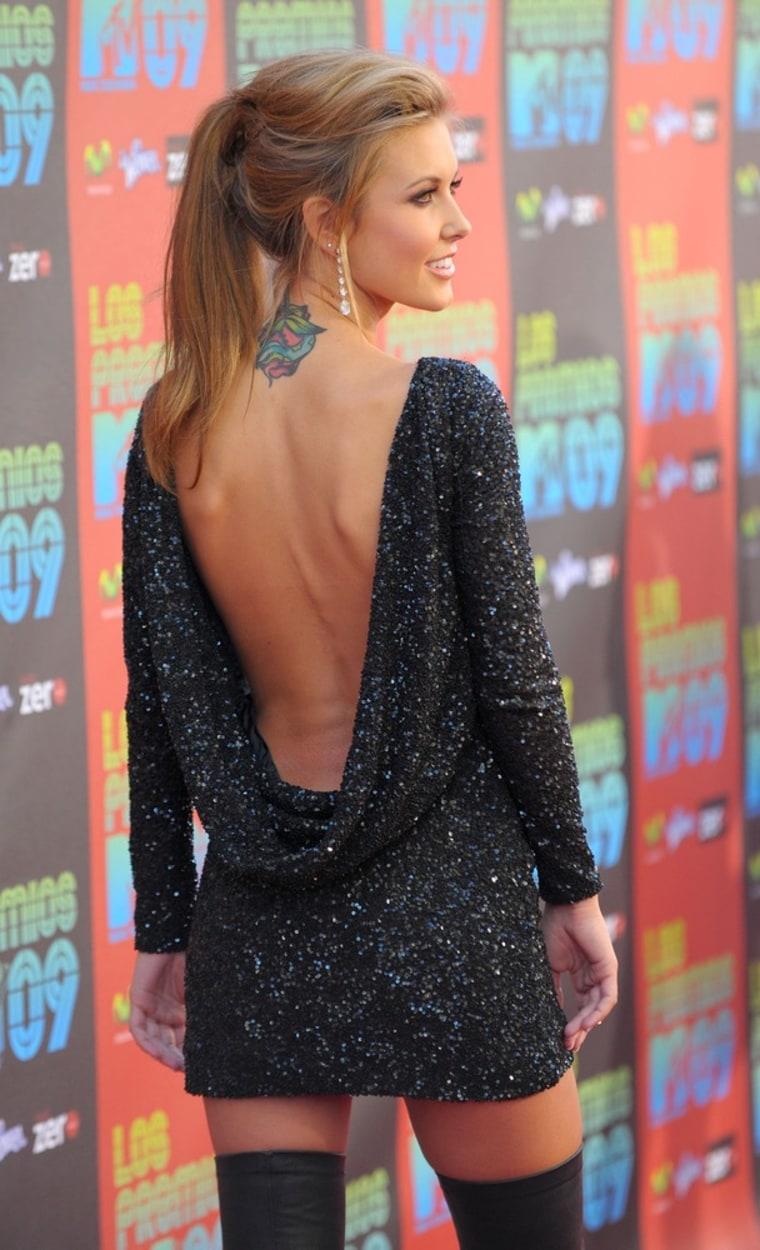 Image: Los Premios MTV 2009 - Arrivals