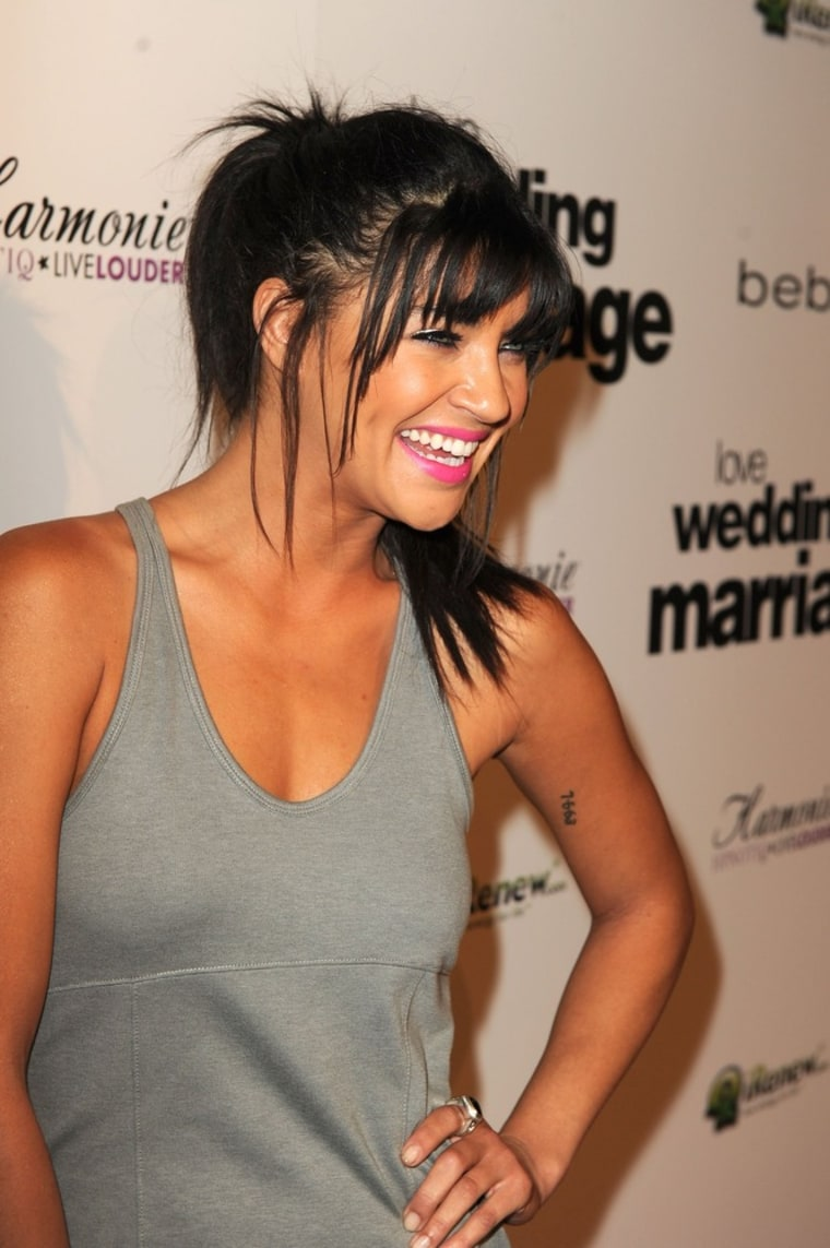 """Image: Premiere Of IFC Films' """"Love, Wedding, Marriage"""" - Red Carpet"""