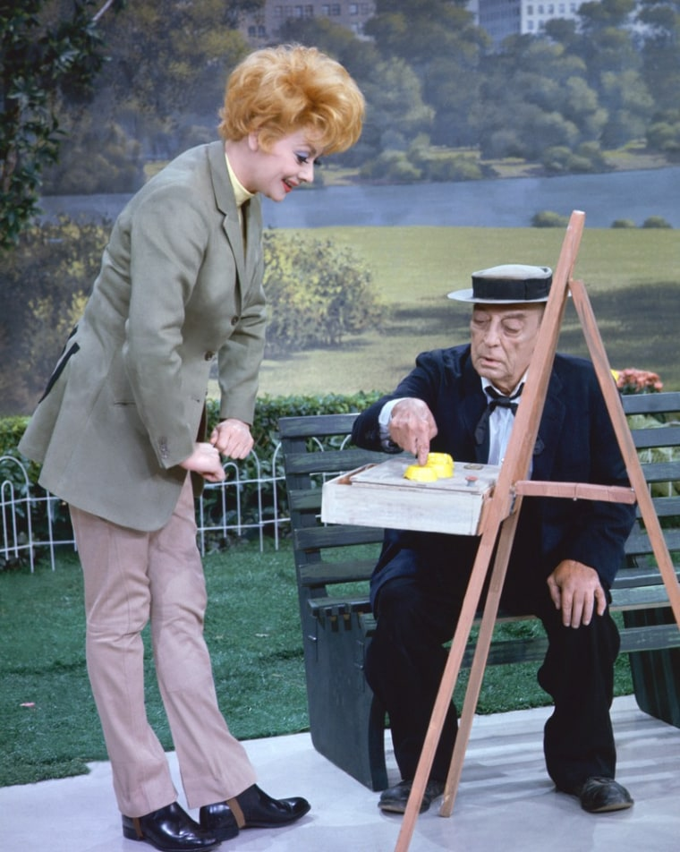 Image: FILE PHOTO: 100 Yrs Since The Birth Of Comedienne Lucille Ball