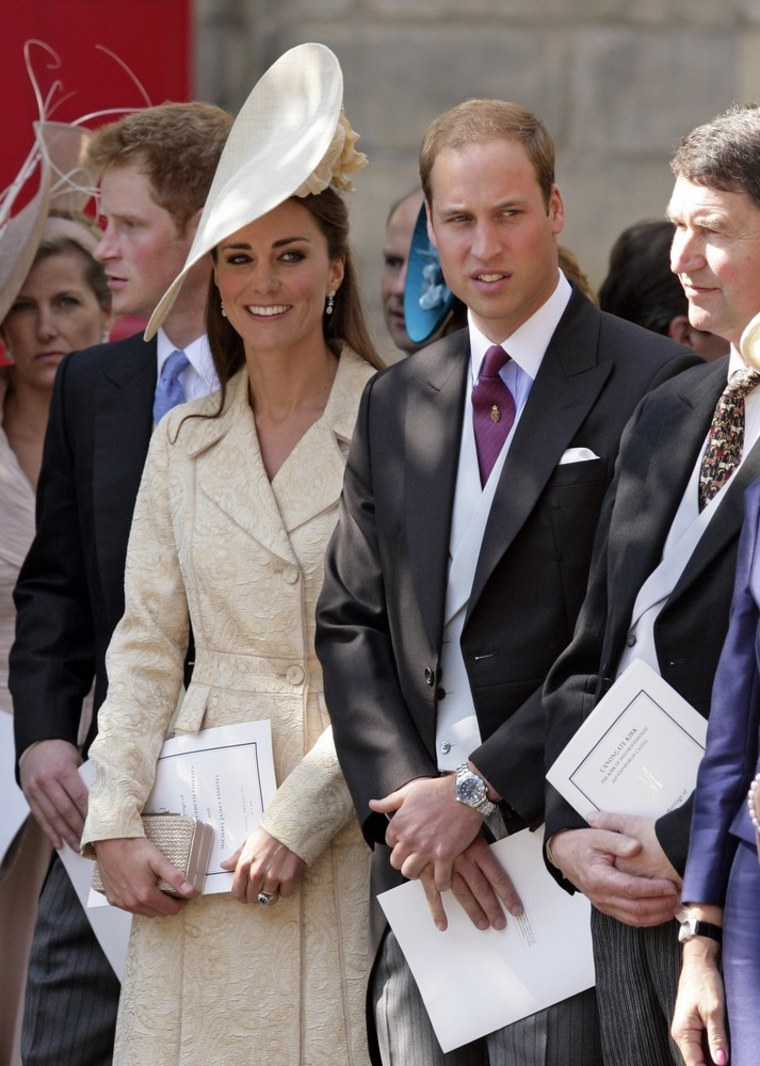 Image: Zara Phillips Marries Mike Tindall In Edinburgh