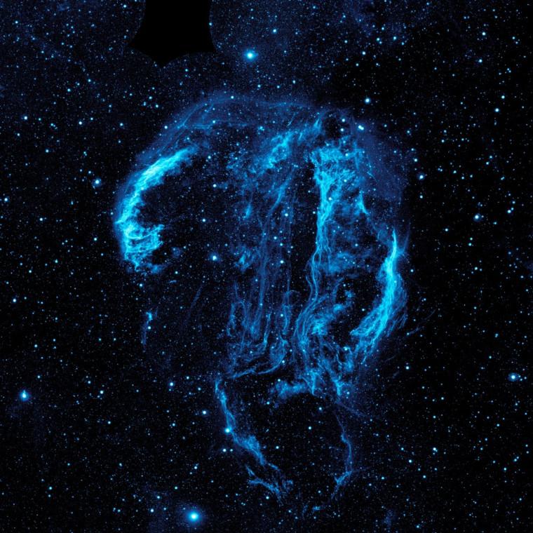 Image: Cygnus Loop Nebula,