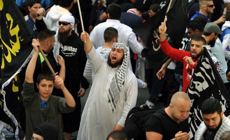 Image: AUSTRALIA-ISLAM-UNREST-FILM-US