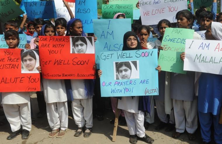 Image: PAKISTAN-UNREST-NORTHWEST-CHILDREN