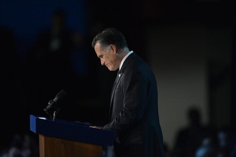 Image: US-VOTE-2012-ELECTION-ROMNEY