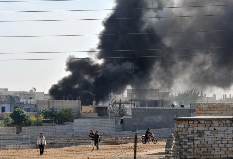 Image: TURKEY-SYRIA-CONFLICT