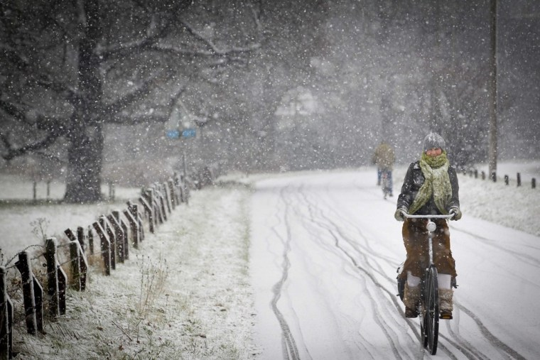 Image: Winter in The Netherlands