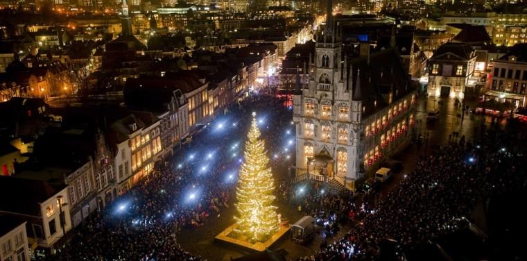 Image: Christmas in Gouda