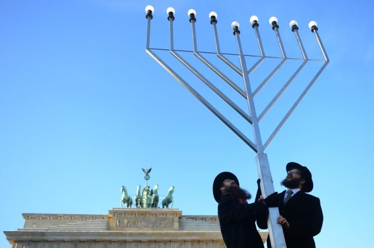 Image: GERMANY-RELIGION-JEWISH